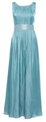 Dorothy Perkins Womens **Showcase Bridesmaid Thyme Shimmer 'Natalie' Maxi Dress