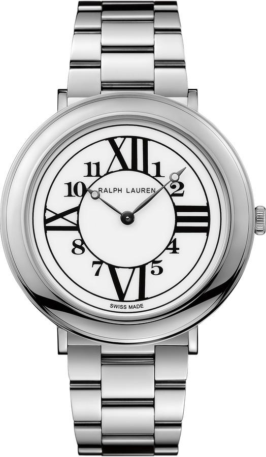 Ralph Lauren 38 MM Steel Bracelet