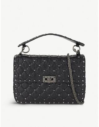 Valentino Quilted medium leather shoulder bag