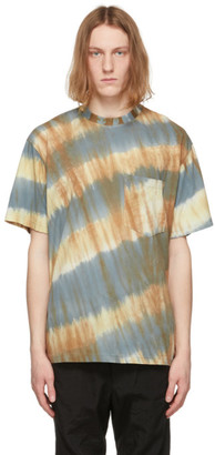 Song For The Mute Multicolor Patch Pocket T-Shirt