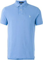 Polo Ralph Lauren embroidered logo polo shirt - men - Cotton - S