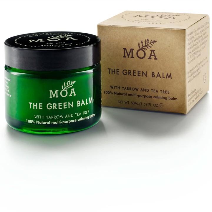 Moa Magic Organic Apothecary The Green Balm
