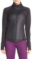 Zella Women's Zelfusion Reflective Quilted Jacket