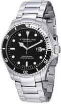 Stuhrling Original Men&s Regatta Elite Bracelet Watch