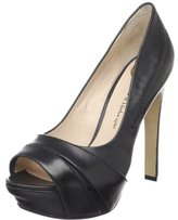 Women's Nell Open-Toe Pump