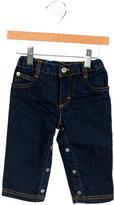 Dolce & Gabbana Boys' Straight-Leg Dark Wash Jeans