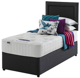 Silentnight Levison Pocket Sprung Luxury Divan - Single
