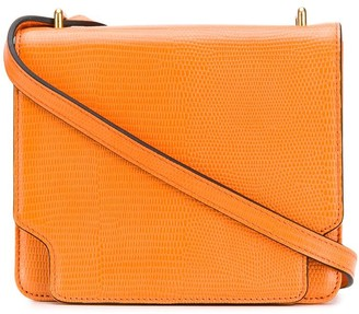 Marge Sherwood Vava Classic Mini lizard-effect bag