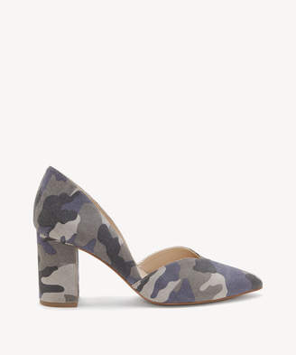 1 STATE Women's Selim In Color: Grey Multi Shoes Size 5 Suede From Sole Society