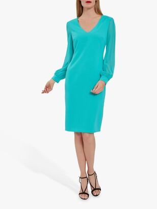 Gina Bacconi Lenuta Midi Dress