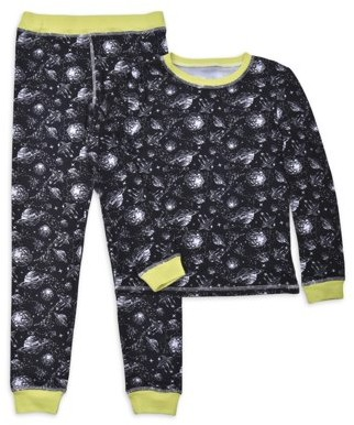 Sleep On It Boys Soft & Cozy 2-Piece Snug Fit Pajama Set Sizes 4-14