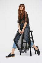 Sheer Dot Mesh Slip by Intimately at Free People