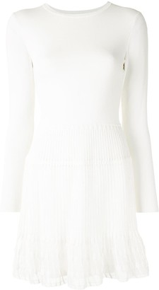 Alexis Ribbed Skirt Dress