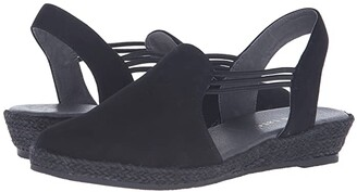 David Tate Nelly (Black) Women's Sandals