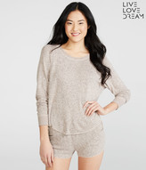 LLD Fuzzy Fleece Crew Sweatshirt