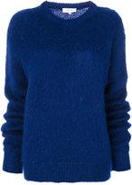 Carven fluffy oversized knit - women - Acrylic/Nylon/Mohair - S