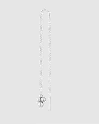 Georg Jensen Grape Threader Earring Single Piece