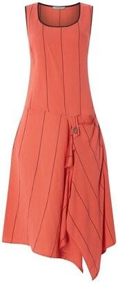 Crea Concept Crea Stripe Dress Ld92