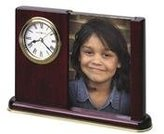 Howard Miller 645-498 Portrait Caddy Table Clock by