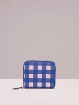 Diane von Furstenberg Small Zip-Around Wallet