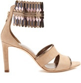 Jimmy Choo Klara 85mm suede sandals