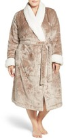 Nordstrom Plus Size Women's Frosted Plush Robe
