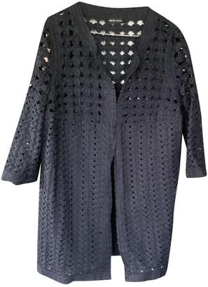Krizia Black Wool Jacket for Women