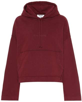 Acne Studios Joghy cotton-jersey hoodie