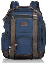 Tumi Men's 'Shaw Deluxe' Water Resistant Backpack - Black