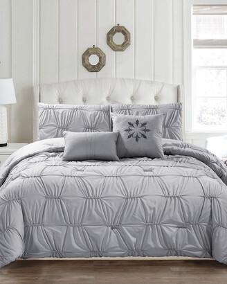 Kensie Akita 8Pc Comforter Set
