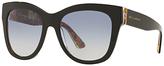 Dolce & Gabbana DG4270 Mama's Brocade Square Sunglasses
