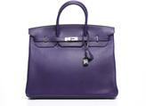 Hermes Iris Clemence Birkin 40cm Bag
