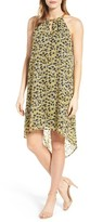 MICHAEL Michael Kors Women's Lydia Chain Neck Shift Dress
