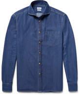 Brunello Cucinelli Slim-Fit Denim Shirt