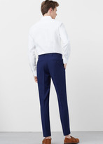MANGO MAN Slim-Fit Suit Trousers