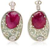 Le Sibille Stone Earrings
