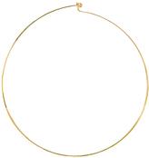 Bliss Gold Minimalist Choker Necklace