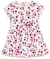 Kate Spade Infant Girls' Rose Print Ponte Knit Dress & Bloomer Set - Sizes 6-24 Months