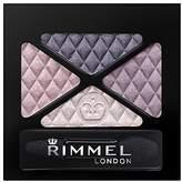 Rimmel Glam'eyes Quad Eye Shadow, 003 Smokey Purple, 4.2 g