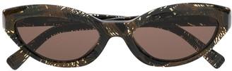 Alain Mikli Desir cat-eye sunglasses