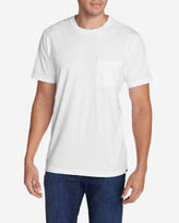 Eddie Bauer Men's Legend Wash Short-Sleeve Pocket T-Shirt - Classic Fit