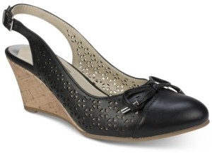 Rialto Casby Slingback Wedges Women's Shoes