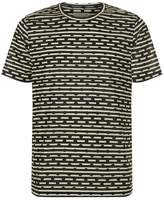 Burberry Spot and Stripe T-Shirt