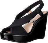 Adrienne Vittadini Footwear Women's Catri Wedge Sandal