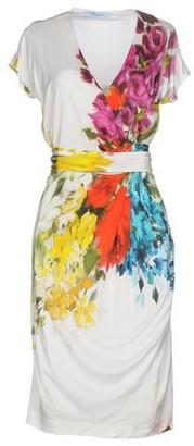 Blumarine Knee-length dress