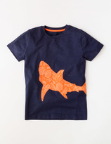Boden Patchwork Animal T-shirt