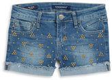 Vigoss Girls 7-16 Girls Vespa Denim Shorts