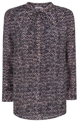 Mercy Delta - Stowe Python Blouse - X Small