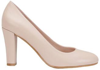 Sandler Alibi Blush Glove Heeled Shoes