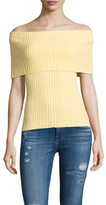 Free People Carly Cotton Sweater